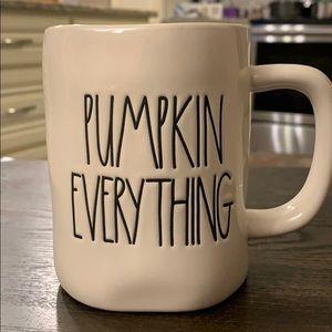 Rae Dunn Pumpkin Everything Mug